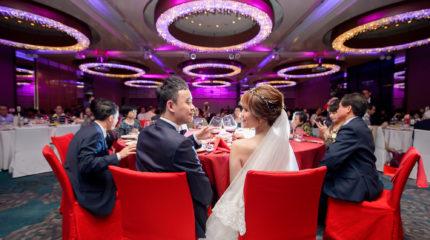 國賓婚禮 / 送客合照搶先版 |婚攝