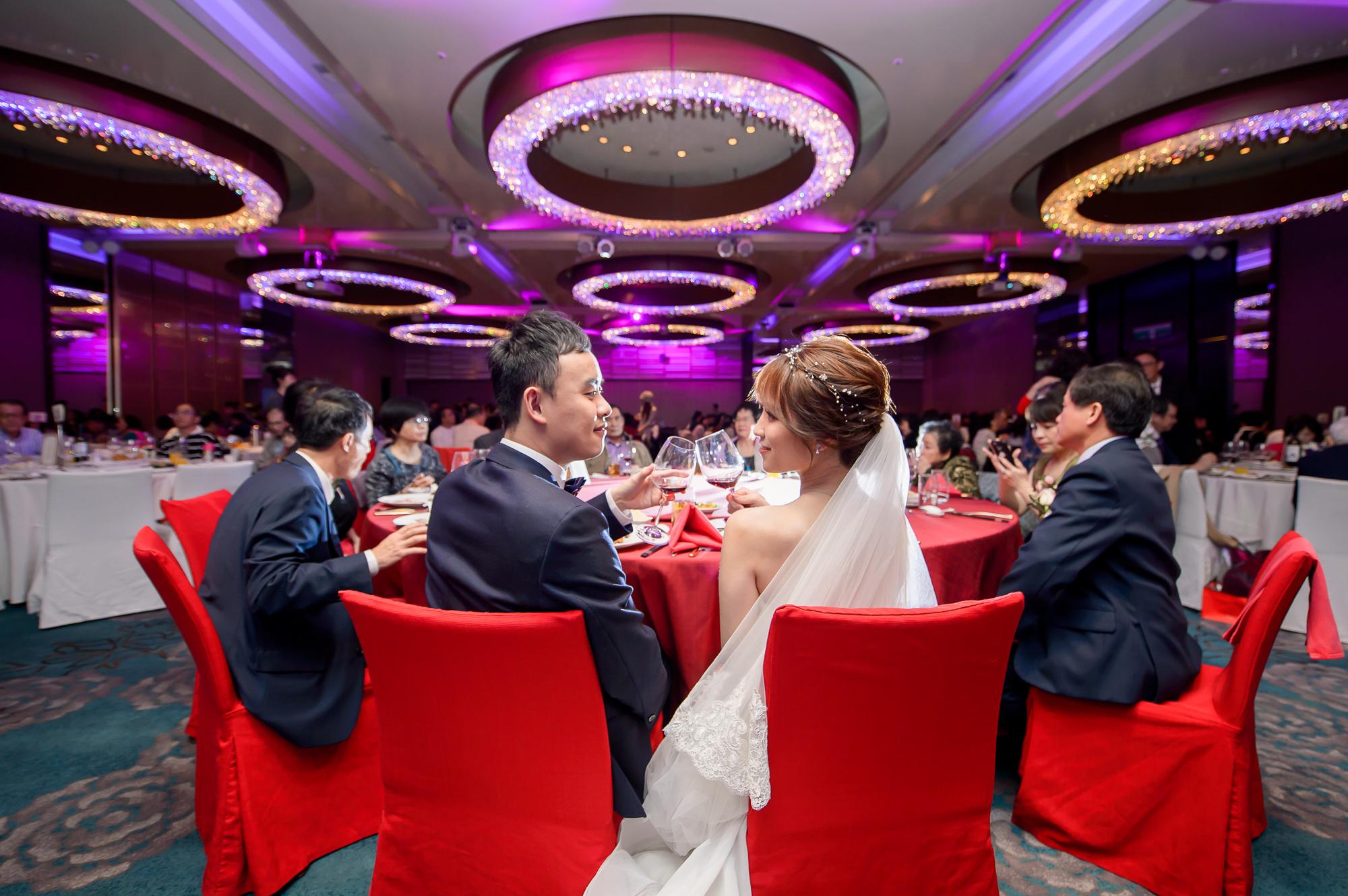 國賓婚禮 / 送客合照搶先版  婚攝