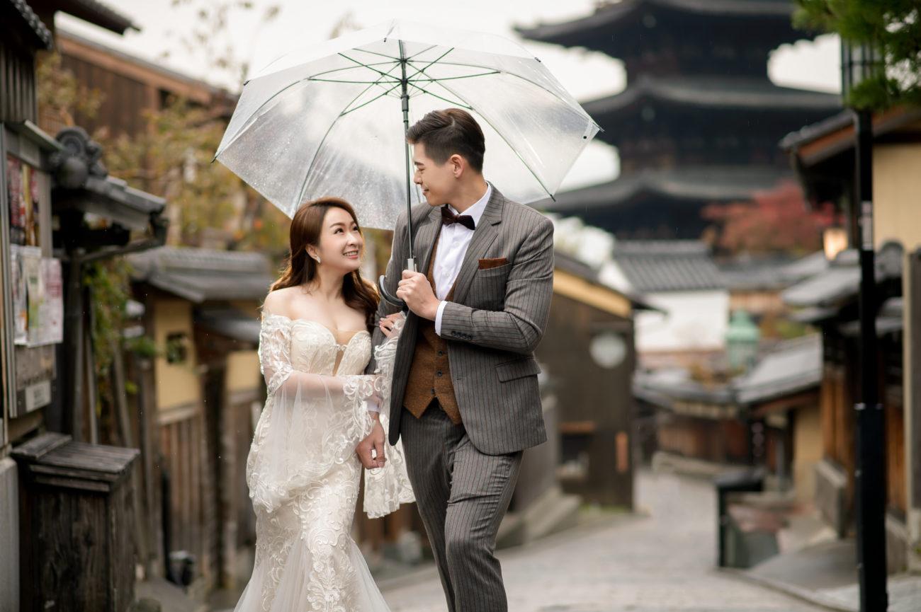 京都楓葉婚紗