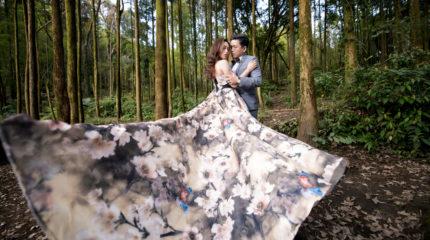 NEW!陽明山秘境黑森林婚紗