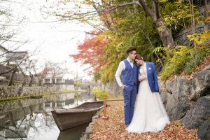 京都婚紗,日本婚紗