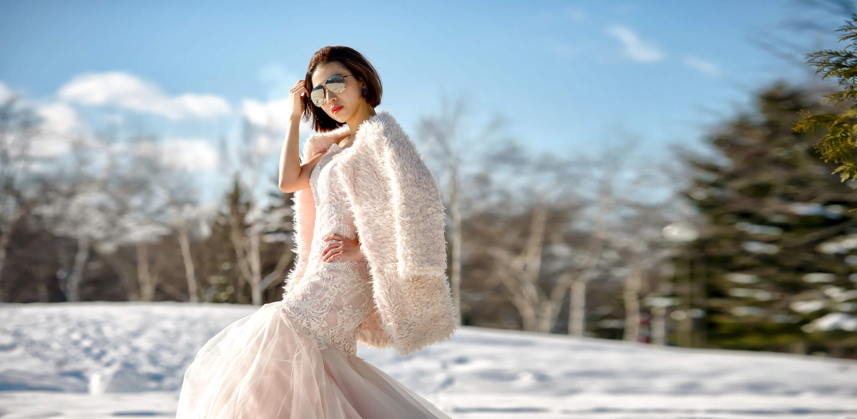 北海道雪景婚攝