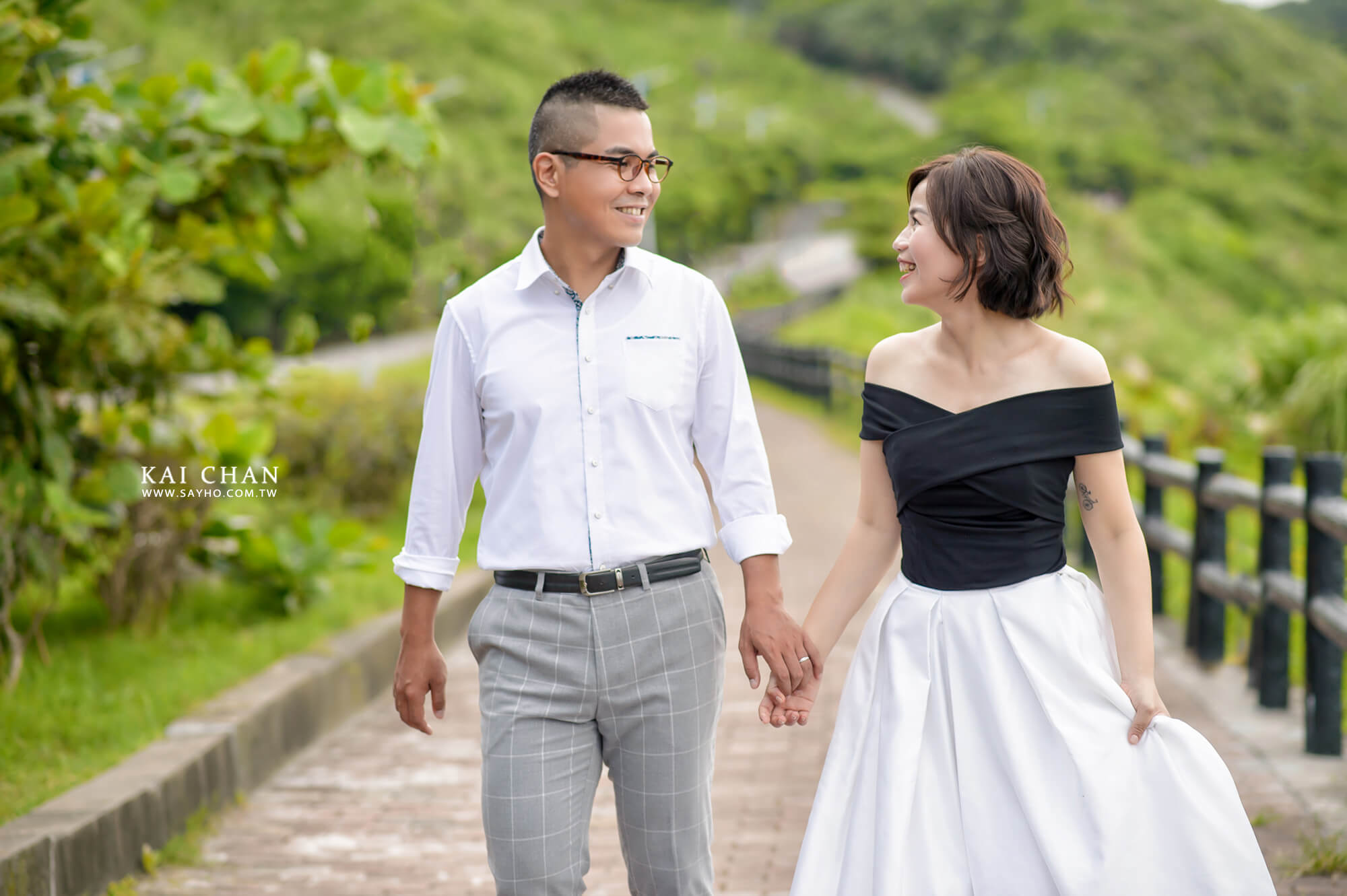 外木山婚紗