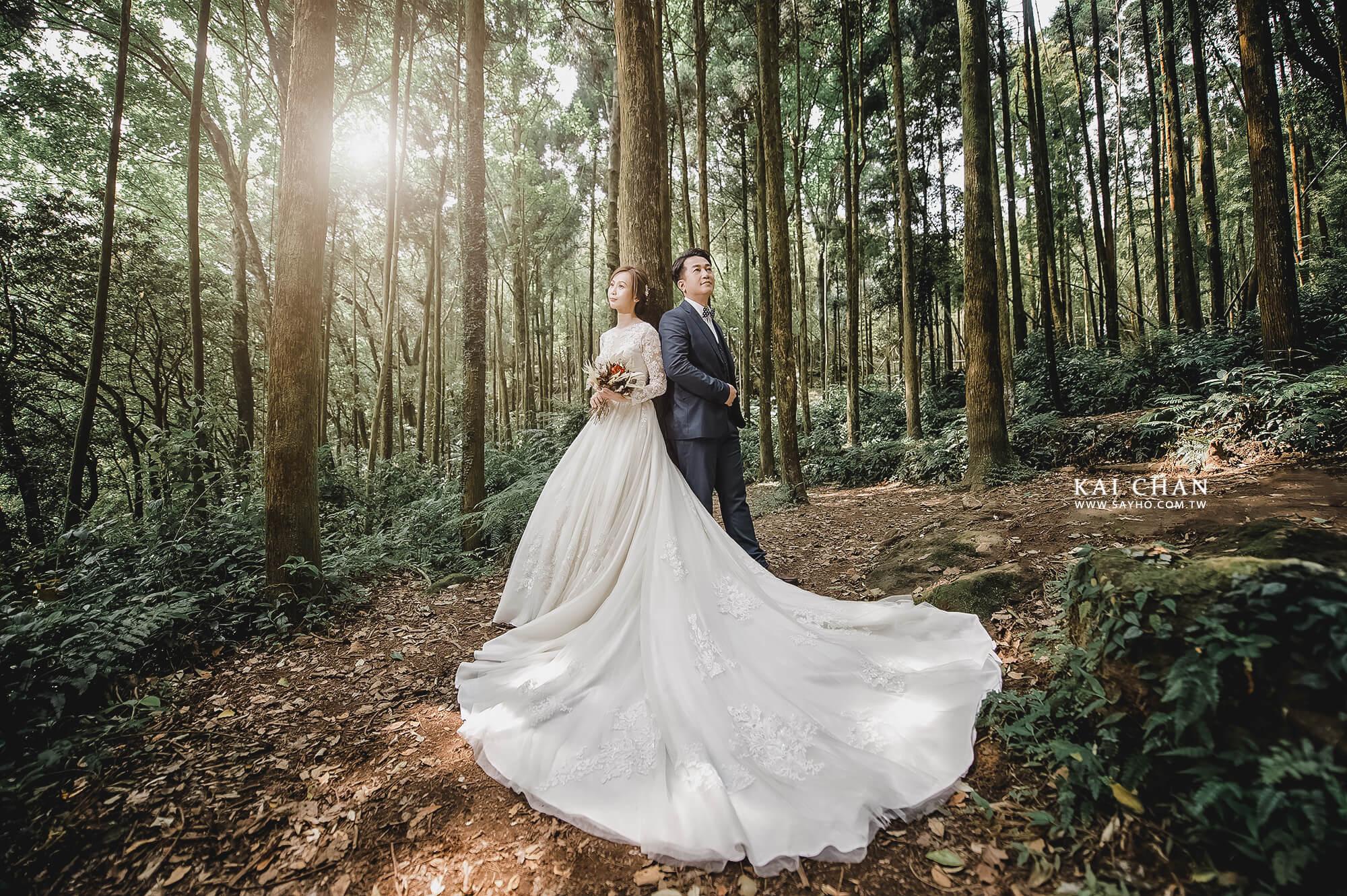 新黑森林婚紗