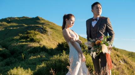 《婚紗》合歡山婚紗/合歡山雲海/絕美高山婚紗