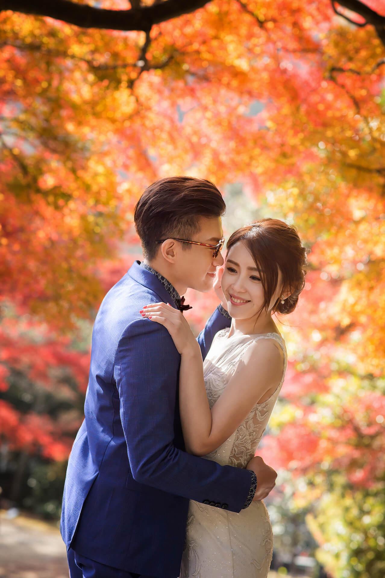 京都婚紗,嵐山婚紗