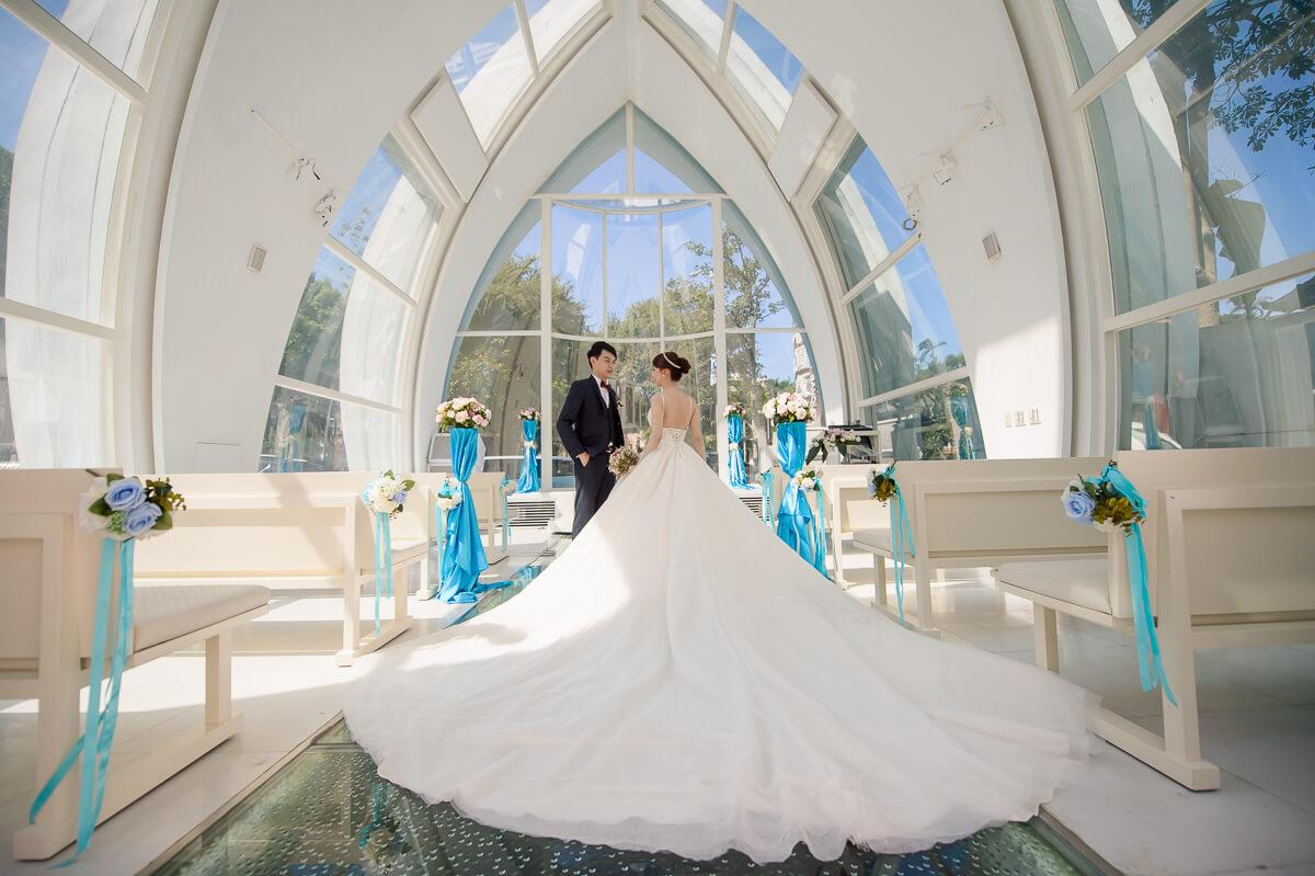 《婚攝》星靓點花園飯店-Ryan&Sally