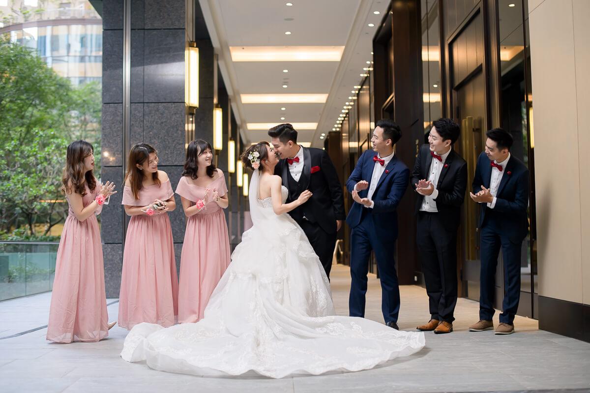 《婚攝》板橋凱撒飯店|昱光&書慧
