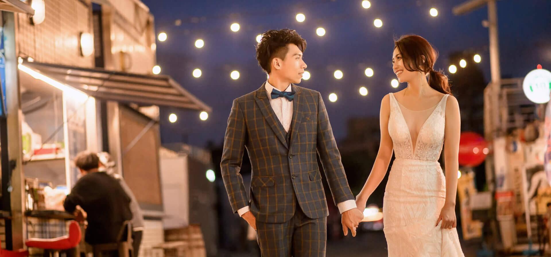 標籤:自主婚紗