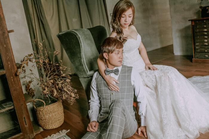 南法風婚紗