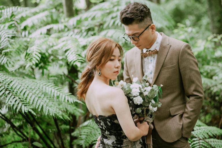 黑森林婚紗