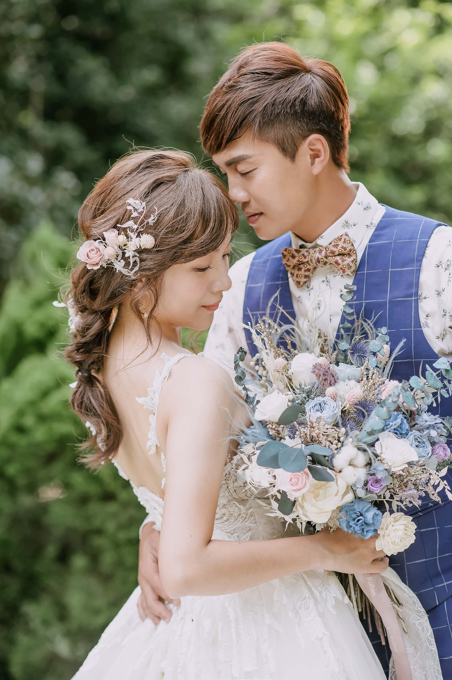 花卉實驗中心婚紗